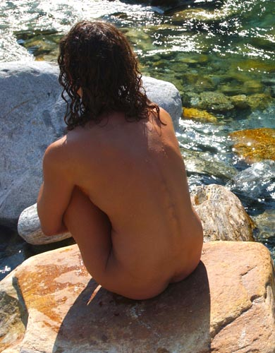 Pantelleria says yes to naturism Report